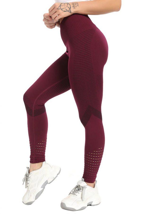 High Waist Seamless Yoga Pants