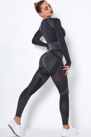 Women's Seamless Fitness Suit