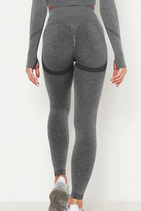High waist push up leggings